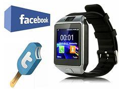 VOSMEP Reloj Inteligente Smart Watch Bluetooth 3.0 Teléfono Inteligente Pulsera Pantalla Cámara Táctil para Android Samsung HTC LG Huawei Xiaomi Reloj Deportivo SIM/TF Negro SM1 - https://complementoideal.com/producto/tienda-socios/vosmep-reloj-inteligente-smart-watch-bluetooth-3-0-telfono-inteligente-pulsera-pantalla-cmara-tctil-para-android-samsung-htc-lg-huawei-xiaomi-reloj-deportivo-sim-tf-negro-sm1/