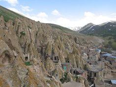 Troglodyte Village of Kandovan – Mianeh, Iran - Atlas Obscura