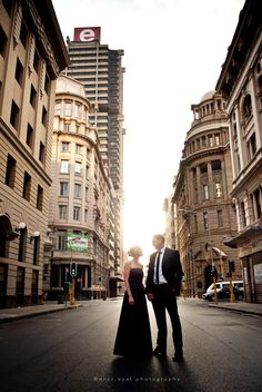Johannesburg City Couple shoot