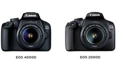 Canon launches two cheap entry-level DSLRs for everyones budget   Canon launches two cheap entry-level DSLRs for everyones budget  February 27 2018 by Dunja Djudjic Leave a Comment   Aside from their long-awaited mirrorless camera Canon has launched two new DSLRs: EOS Rebel T7 (EOS 2000D) and EOS 4000D. Both cameras are very affordable so their primary goal could be making newbies join team Canon. Canon EOS Rebel T7 will be sold for $550 with a kit lens whereas Canon EOS 4000D (body only)…