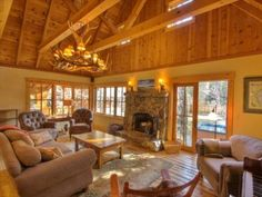 Tahoe City House Rental: Lake Forest Retreat-2 Luxury Homes, Landscaped Estate | HomeAway http://www.homeaway.com/vacation-rental/p934173#