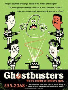 Ghostbusters Dave Perillo