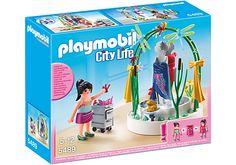 Styliste met verlichte etalage - PLAYMOBIL® Nederland