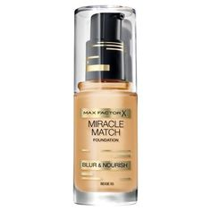 Max Factor Miracle Match Foundation Beige
