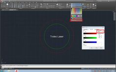 Tip of the Week: Send AutoCAD data to your Trotec Laser with this step-by-step guide.