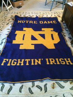 e8fa54ad5ca7 Notre Dame Fighting Irish Completed