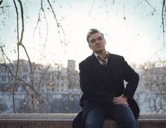 Morrissey in Rome.