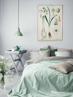 15 «мягких» спален – Вдохновение