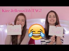 Kire Jellemzőbb TAG Gabival! | Inez Hilda Papp Tags, Youtube, Youtubers, Mailing Labels, Youtube Movies