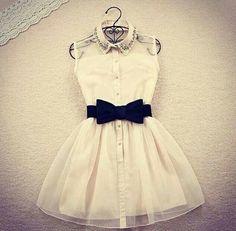 VANILLA mini dress