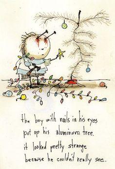 by Tim Burton
