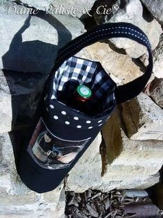 tuto sac à bouteille
