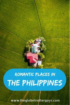 Romantic Places in The Philippines #travel #philippines #romantictravel #honeymoon