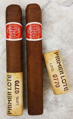 CigarDan's Cheap Ash Reviews: Romeo Y Julieta Primer Lote 0770 Toro