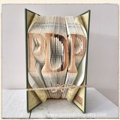 Bookfolding day!