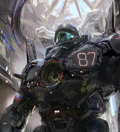 Yo! I am a concept artist currently working at OculusVR.  I have been working in the games industry since 1999 and have had the pleasure to work on titles such as Halo 4 and 5, the Gears of War franchise, the Battlefield franchise, and others.<br>