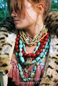 Gypsy cool...