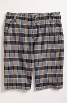 Peek 'Avalon' Plaid Shorts