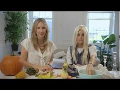 Watch Lindsay Lohan & Gwyneth Paltrow's Celebrity Halloween Chat (feat. Grace Helbig/Beth Hoyt)