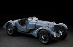 1936 Talbot Lago T150 with a race heritage is estimated to make € 1.2 - 1.6 million at Artcurial's 8 February sale in Paris.