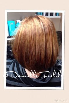 Beautiful copper red! https://www.facebook.com/pages/Danielle-Prater-Fields-at-Salon-Lofts-Tylersville/584674068217778