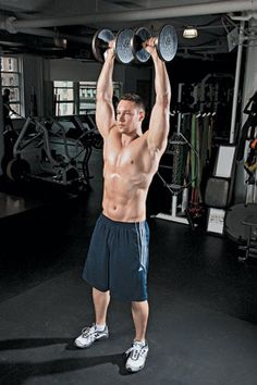 The Functional Workout Routine - Men's Fitness