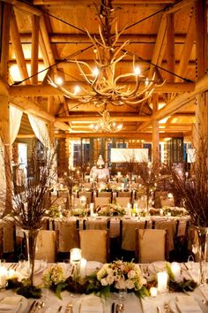 Rustic Chic Wedding at Beano's Cabin | COUTUREcolorado WEDDING: colorado wedding blog + resource guide