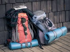 Are you planning a backpacking trip? Backpacking is a great way to explore the areas around you without necessarily be confined to a strict sc Backpacking Tips, Hiking Tips, Camping And Hiking, Camping Survival, Hiking Gear, Hiking Backpack, Camping Gear, Outdoor Camping, Outdoor Fun