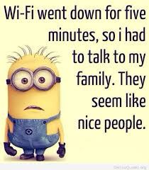 Everyone loves these minions. We have of the best minion quotes that are super funny. Humor Minion, Funny Minion Memes, Minions Quotes, Funny Humor, Minion Sayings, Funny Sayings, Minion Stuff, Minions Minions, Evil Minions