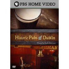 Travel through Dublin and enjoy its history through its legendary pubs!
