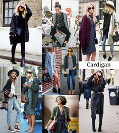How to Wear: Cardigan