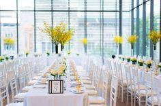 A Modern Museum Wedding In Toronto | Weddingbells
