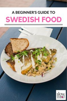Åkerström introduces you to husmanskost – Swedish soul food – and some of the best places to eat traditional Swedish food in Stockholm. Swedish Cuisine, Swedish Dishes, Swedish Recipes, Food 101, Scandinavian Food, Sweden Travel, Dinner Themes, Best Places To Eat, Foodie Travel