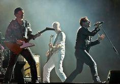 U2 rocks Seville!