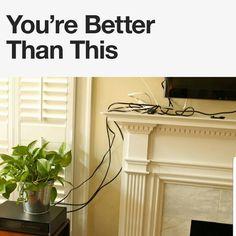 www.ja-audio.net #justsaying #wiremanagement #wireless #nowires #nomess #homeentertainment #tvmounting #fireplace #fireplacedecor #hometheater #homedecor #interiordesign #business #media #audio #video #jaaudiorva #quality #clarity #craftsmanship #rva