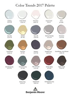 Benjamin Moore Just Announced Their 2017 Color of the Year (And It's Not White This Time) — Design News | Apartment Therapy