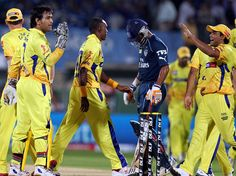 "#IPL 2012: MS #Dhoni happy to be back on winning side-- Visakhapatnam: Apr 7, 2012     Back on winning track after defeating Deccan Chargers in an Indian Premier League match on Saturday, defending champions Chennai Super Kings skipper Mahendra Singh Dhoni admitted that his side was a bit ""rusty"" in their tournament opener against Mumbai Indians.    After losing their opening game against Mumbai by eight wickets"