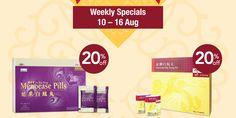 Eu Yan Sang Super Herb Fest Singapore Promotion 10 to 16 Aug 2016