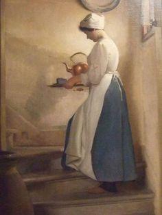 William McGregor Paxton - (1869-1941)