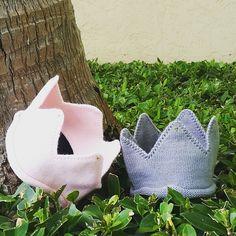 Fabric Crown available at www.PinkCottonLLC.com #crown #play #kids #fun #cute #unique #hat #pink #grey #boy #girl #fashion #style #kidsfashion  #summer #pinkcotton #follow @Pink_Cotton_