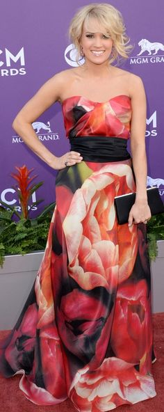 Carrie Underwood arrives at the 48th Annual Academy of Country Music Awards ♥✤ | Keep the Glamour | BeStayBeautiful