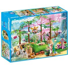 3ab3d548e2 Buy Playmobil Fairies 9132 Magical Fairy Forest from our Construction Toys  range at John Lewis & Partners.