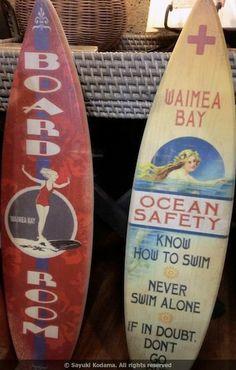 les hawaennes planches de surf surfeur boarding