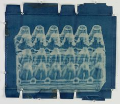 So Much Beauty… The Recycled Cyanotypes of Denis Roussel