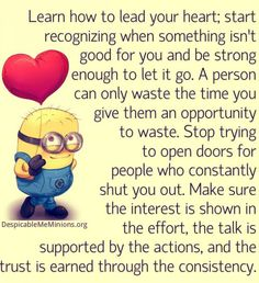 Learn how to lead your heart