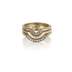 The gorgeous Lunette Nesting Rings - only $42.  Get yours at my online boutique - chloeandisabel.com/boutique/kellycraig