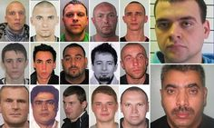 Europe's most wanted who are hiding in UK