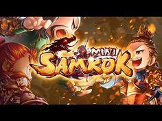ศึกสามมังกร Mini Samkok android game first look gameplay español