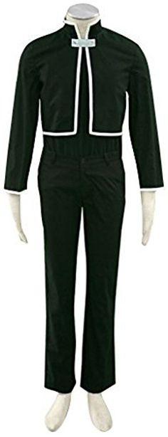 Fullmetal Alchemist Edward Elric Men's Cosplay Costume (Men M)