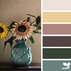 today's inspiration image for { flora palette } is by @myfrenchcountrygarden ... thank you, Gea, for another incredible #SeedsColor image share!